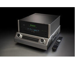 High-End McIntosh SACD/CD-Players MCD85 AC  - News, Bild 1