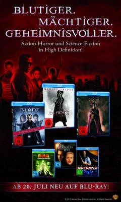 Medien Action-Horror- und Science-Fiction-Klassiker in High Definition ab 20. Juli 2012! - News, Bild 1