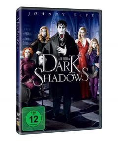 Medien DARK SHADOWS ab 21. September 2012 bei Warner Home Video Germany auf Blu-ray, DVD und als Video on Demand - News, Bild 1