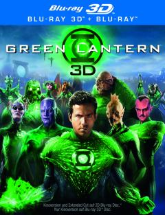Medien Green Lantern ab 2. Dezember 2011 bei Warner Home Video Germany auf Blu-ray 3D, Blu-ray, DVD und als Video on Demand - News, Bild 1