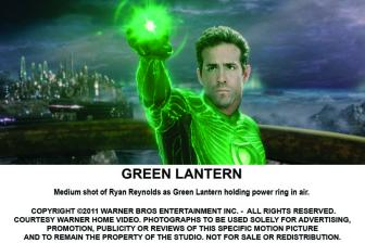 Medien Green Lantern ab 2. Dezember 2011 bei Warner Home Video Germany auf Blu-ray 3D, Blu-ray, DVD und als Video on Demand - News, Bild 2