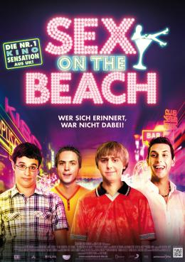 Medien SEX ON THE BEACH Ab 20. Juli 2012 auf DVD, Blu-ray Disc und als Video on Demand erhältlich! - News, Bild 1