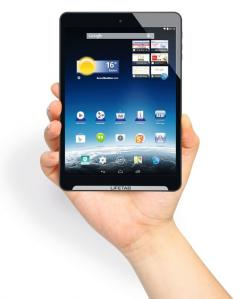 mobile Devices Edles MEDION Tablet mit Android 4.4 ab 8. Mai bei ALDI - News, Bild 1