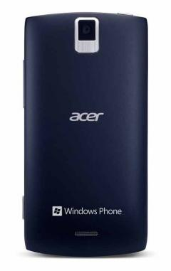 mobile Devices Acer Allegro: Elegantes Smartphone mit Windows Phone 7.5 - News, Bild 2