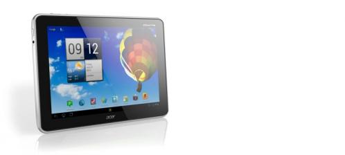 mobile Devices Acer Iconia Tab A510: Marathonläufer mit Quad-Core-CPU und Android 4.0 ICS - News, Bild 1