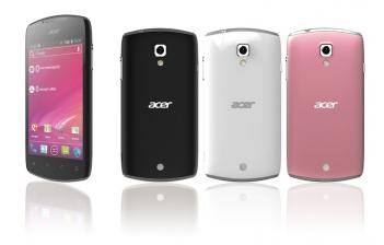 mobile Devices Acer Liquid Express:  Innovatives Multimedia-Smartphone mit Android 2.3  - News, Bild 1