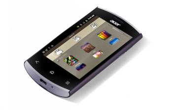 mobile Devices Acer Liquid Express:  Innovatives Multimedia-Smartphone mit Android 2.3  - News, Bild 2
