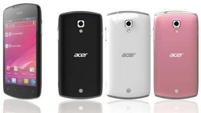 mobile Devices Acer Liquid Glow: Neues Multimedia-Smartphone mit  Android 4.0 Ice Cream Sandwich - News, Bild 1