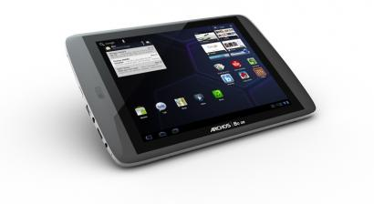 mobile Devices Archos G9 Tablets in Kürze im Handel - News, Bild 2