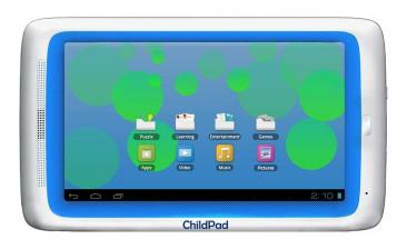 mobile Devices ARCHOS launcht das Child Pad mit ICS für unter 100 Euro - News, Bild 1