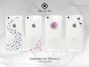 mobile Devices Bling My Thing: Funkelnde Cases für das iPhone 5 - News, Bild 1