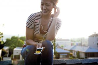 mobile Devices Der ultimative Sound: WALKMAN NWZ-A860-Serie von Sony - News, Bild 1
