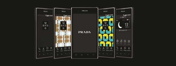 mobile Devices Fashion meets Technology: Verkauf des PRADA phone by LG 3.0 in  Deutschland gestartet - News, Bild 1