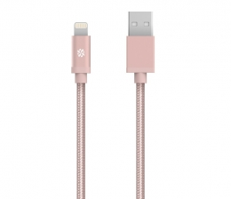 mobile Devices Für Modebewusste: Lightning-Kabel für neues iPhone 6S in Roségold-Variante - News, Bild 1