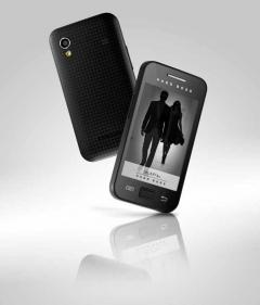 mobile Devices HUGO BOSS veredelt das Samsung Galaxy Ace - News, Bild 1