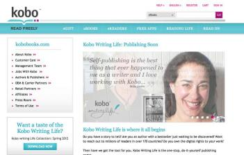 mobile Devices Kobo Writing Life - Offenes Portal für Self-Publishing in Bestform - News, Bild 1