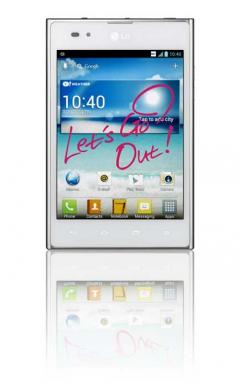 mobile Devices LG Optimus Vu: kommt nach Deutschland - News, Bild 1