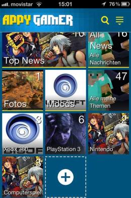 "mobile Devices Mobiles Republic punktet mit dem Launch der kostenlosen Games Nachrichtenapp ""Appy Gamer"" - News, Bild 1"