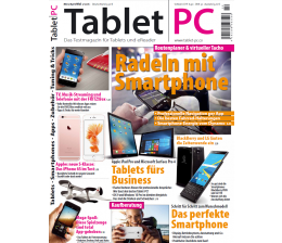 "mobile Devices Neue ""Tablet PC"": Radeln mit Smartphone, XXL-Kaufberatung, Apple iPad Pro & Microsoft Surface Pro 4 im Test - News, Bild 1"