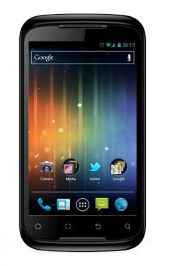 mobile Devices PX-3483 - simvalley MOBILE Dual-SIM-Smartphone SP-120 mit Android 4.0 - News, Bild 2