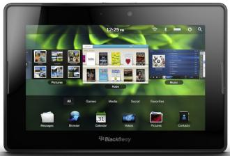 mobile Devices Rovi öffnet Video Store für BlackBerry PlayBook - News, Bild 1