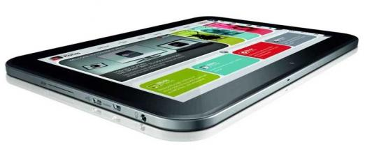 mobile Devices Toshiba präsentiert neuen, vielseitigen 25,7 cm Media-Tablet AT300 - News, Bild 1