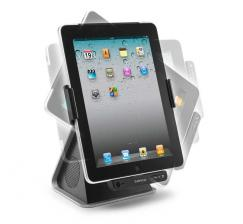 mobile Devices Vielseitiges iPad-Docking-System für iPad 1 und 2 - News, Bild 2