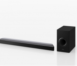 Heimkino Ab April: Zwei neue Soundbars von Panasonic mit kabellosem Subwoofer - Bluetooth-Streaming - News, Bild 1
