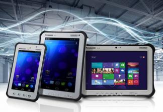 mobile Devices Panasonic erobert europäische Spitzenposition für robuste Business-Tablets - News, Bild 1