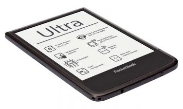 mobile Devices Der neue PocketBook Ultra – mehr als nur ein E-Book-Reader - News, Bild 1
