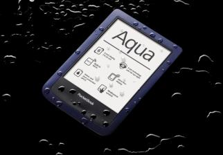 mobile Devices PocketBook AQUA - der erste wasserdichte E-Book-Reader - News, Bild 1