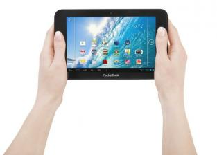mobile Devices SURFEN MIT POCKETBOOK – Das Multimedia-Tablet SURFpad 2 - News, Bild 1