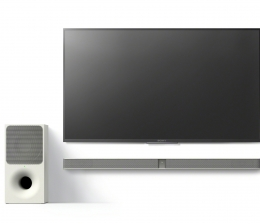Heimkino Neue Sony-Soundbars für Bluetooth-Streaming, Dolby TrueHD und DTS Master Audio - News, Bild 1