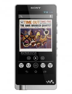 mobile Devices WALKMAN NWZ-ZX1 – Mobile High-Resolution-Audio Klänge - News, Bild 1