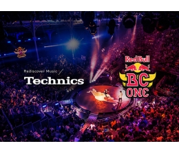 HiFi Technics kündigt globale Partnerschaft mit Red Bull BC One an - News, Bild 1