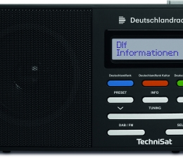 HiFi Sonderedition Digitradio 210 von Technisat: Option für Deutschlandradio-Fans - News, Bild 1