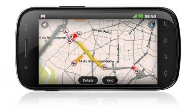 Car-Media TomTom Navigation für Android ist da - News, Bild 2
