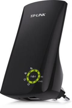 Smart Home Starke Signale überall: TP-LINK TL-WA3500RE Dualband WLAN Repeater  - News, Bild 1