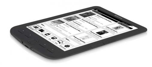 mobile Devices Neuer eBook Reader von TrekStor - News, Bild 1