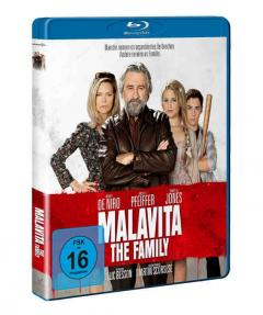 Medien Malavita - The Family Ab 11. April 2014 als Blu-ray, DVD und Video on Demand erhältlich!  - News, Bild 1