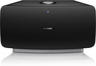 HiFi Kompakte Philips-Box streamt Musik per Bluetooth in CD-Qualität - News, Bild 1