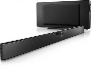 TV WOOX Innovations präsentiert Philips Lifestyle Soundbar mit kabellosem Sofa Sub - News, Bild 1