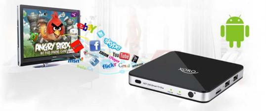 TV Xoro  HST 200 IP TV Smart Box - News, Bild 1