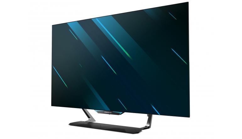 Heimkino Bis zu 55 Zoll großes OLED-Panel mit 4K: Drei neue Monitore von Acer - News, Bild 1