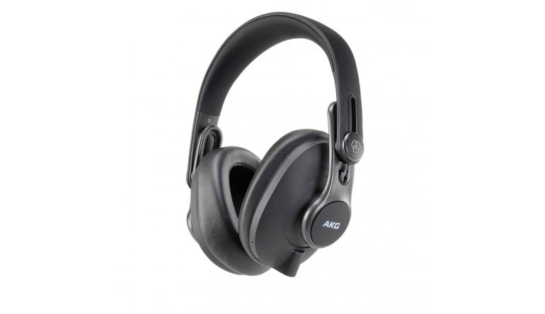 HiFi Neues Kopfhörer-Duo von AKG - Geschlossene Modelle für Studio und zu Hause - News, Bild 1