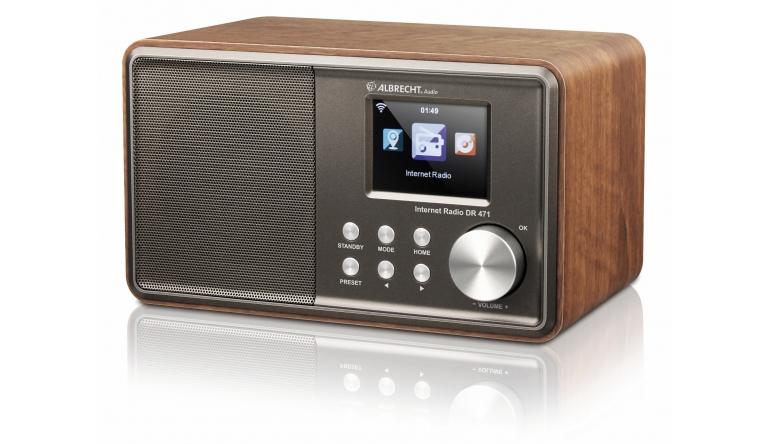 HiFi Internetradio im Holzgehäuse - Musikwiedergabe vom Computer - News, Bild 1