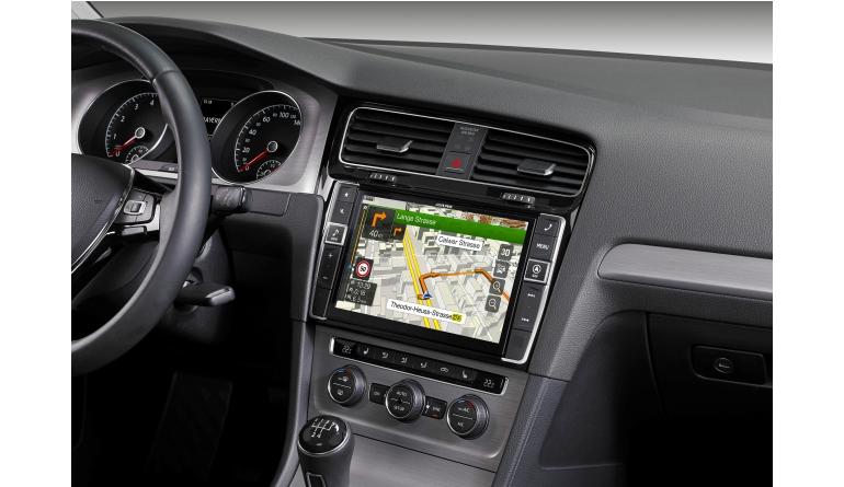 Car-Media Riesiges Infotainment-System mit 23 cm Diagonale von Alpine für den Golf VII - News, Bild 1