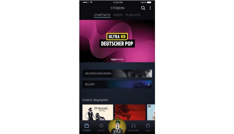 Medien Musik von Amazon jetzt auch in Ultra-HD - News, Bild 1