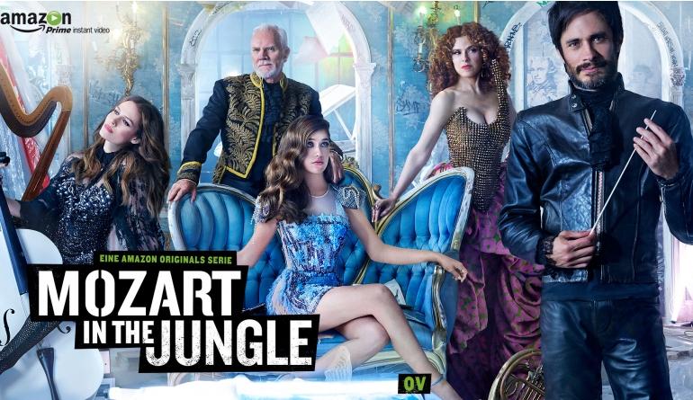 """Smart Home Mehr Ultra-HD und HDR bei Amazon: Dritte Staffel von """"Mozart in the Jungle"""" kommt - News, Bild 1"""