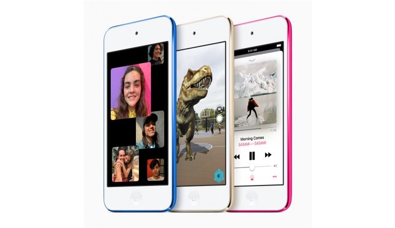 mobile Devices iPod touch von Apple mit mehr Leistung für Spiele - Jetzt auch Augmented Reality - News, Bild 1